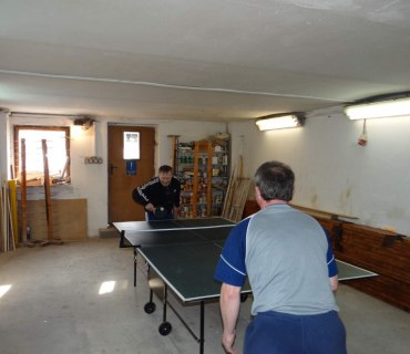Ping pong - únor 2015